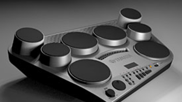 Kompakt Yamaha dobkontroller jön nyáron