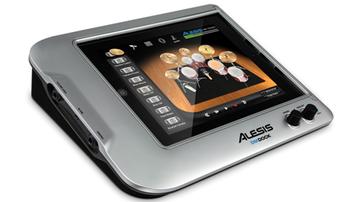 Dobmodult csinál az iPadből az Alesis