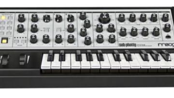 Bemutatkozott a legolcsóbb billentyűs Moog