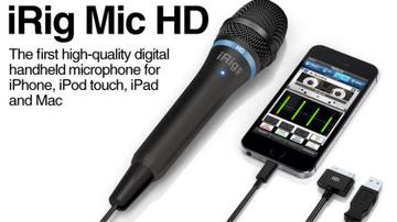 24 bites mikrofon az IK-tól