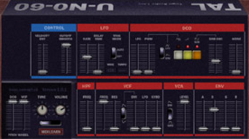 Juno 60-szimulátor, ingyen