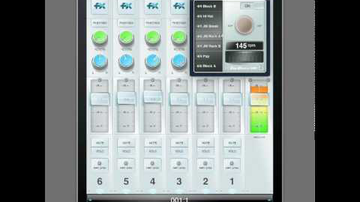 Nyolcsávos stúdió iPadre
