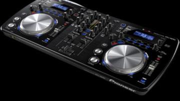Wifis DJ keverő a Pioneertól