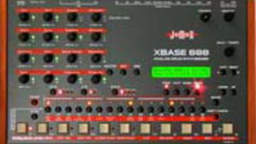 Hardveres 808-klón a Jomoxtól