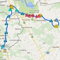 Kapuvár-Hövej-Sopron-Burgenland-Kőszeg - Gördülő Rökamié (3. nap)