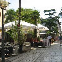6. nap Vrsar - (Porec) - (Novigrad) - Borozija