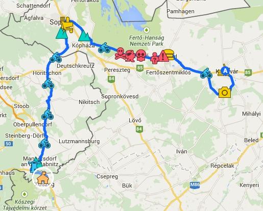 kapuvár térkép Kapuvár Térkép | groomania