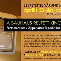 Újra Bauhaus séta Újlipótvárosban!