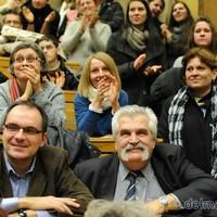 Hallgatói Fórumot tartottak a MiértHallgatók