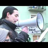 A gimnazistákkal tiltakoztunk - VIDEÓ