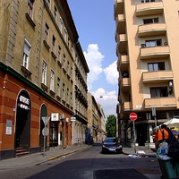Csányi utca