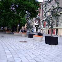 757. Budapest100 - Almássy tér