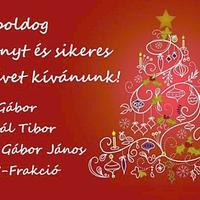 733. Boldog Karácsonyt!