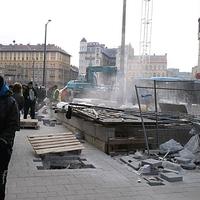44. Baross tér - most