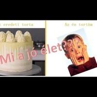Ez is megvolt sorozat #1 - Vanília torta próba/teszt