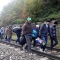 A migránsok az Adria felé vehetik az irányt