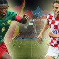 Duma nincs, a horvátoknak el kell verni Kamerunt!