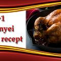 3+1 mennyei csirkés recept