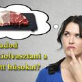 Hogyan tudod gyorsan kiolvasztani a fagyasztott húsokat?
