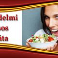 5 fejedelmi húsos saláta