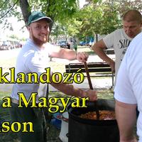 Ínycsiklandozó ételek a Magyar Majálison