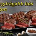Az 5 legdrágább hús a világon