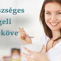 Az egészséges reggeli 4 alapköve