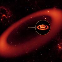 Óriásgyűrű övezi a Szaturnuszt