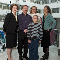 Génterápia adta vissza a vak gyermek látását