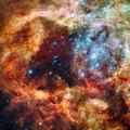 A nap képe: Karácsonyi képeslap a Hubble-től