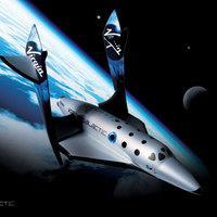 Bemutatták az első civil űrrepülőgépet