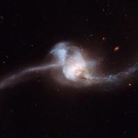 A nap képe: Ütköző galaxisok