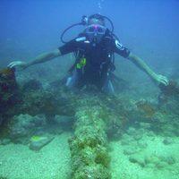 Kincsekkel megrakott hajóroncsot találtak magyar búvárok