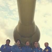 A románok léggömbbel mennek a Holdra