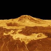 A nap képe: Vulkánkitörések a Vénuszon