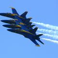 Amikor a Blue Angels repült Európában - Open Dagen 2006 Hollandia