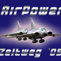 Sárkányok és Tigrisek - AIRPOWER 2005 - Hinterstorisser Repülőbázis, Zeltweg, Ausztria