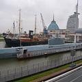 Az U-2540, a XXI. osztályú elektroboot tengeralattjáró