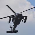 Amerikai helikopterek MEDEVAC gyakorlata Budapesten