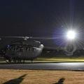 Amikor nem csak szúnyogok voltak a levegőben - Éjszakai Szpotternap a Helikopterbázison