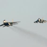 MIG-ek és Harrierek - 2005. március Kecskemét