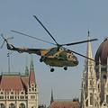 Ötvenkettő év után kerültek leállításra a Honvédség Mi-8T közepes szállító helikopterei