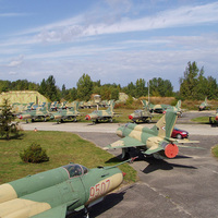 Volt egyszer egy MiG-21, -23, és Szu-22 harci repülőgépflotta - Pápa 2001