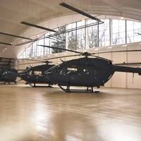 Szolnokon az első négy H145M többcélú könnyű helikopter