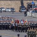 A Győzelem Napja - Díszszemle, földi csapatok - hol fotózzuk Moszkvában május 9-én