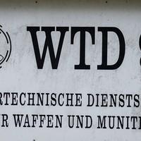 Ahol a német fegyvereket tesztelik - WTD91 Meppen