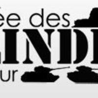 A Páncélosmúzeum - Musée des Blindes, Saumur Franciaország