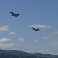 Volt egyszer egy repülőnap - Nyílt nap Szliácson 2002-ben.