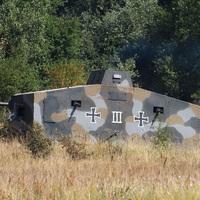 Páncélosok napja Szlovákiában - Tankové Dni Laugaricio, Trencsény