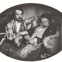 A tébolyult Donizetti fotója